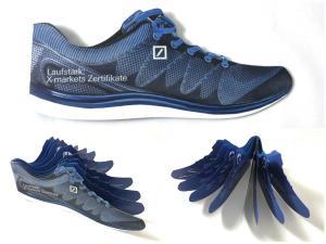 Schuhbroschüre Deutsche Bank